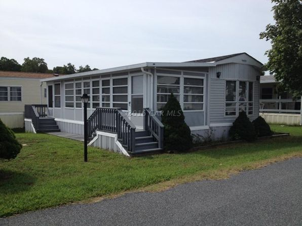 1 bed 1 bath Mobile / Manufactured at 412 Snowbird Ct Berlin, MD, 21811 is for sale at 80k - 1 of 18
