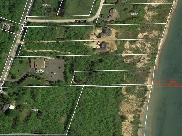 null bed null bath Vacant Land at LT 4 Lakeshore Rd Port Washington, WI, 53074 is for sale at 315k - 1 of 8