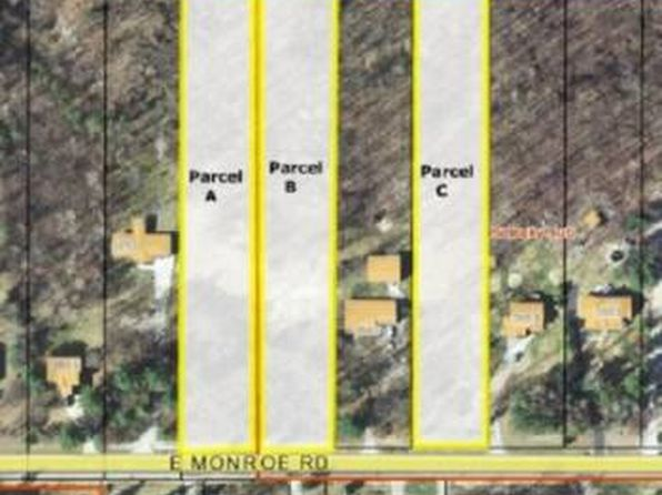 null bed null bath Vacant Land at  Parcel B Monroe Rd Larkin Twp., MI, 48642 is for sale at 35k - google static map