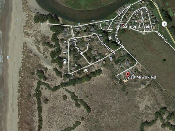 null bed null bath Vacant Land at 230 MIWOK RD BODEGA BAY, CA, 94923 is for sale at 239k - 1 of 6