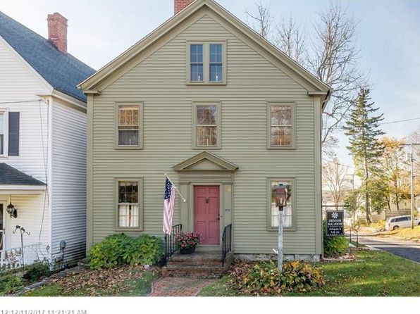 3 bed 2 bath Single Family at 210 Main Rd Wiscasset, ME, 04578 is for sale at 289k - 1 of 29