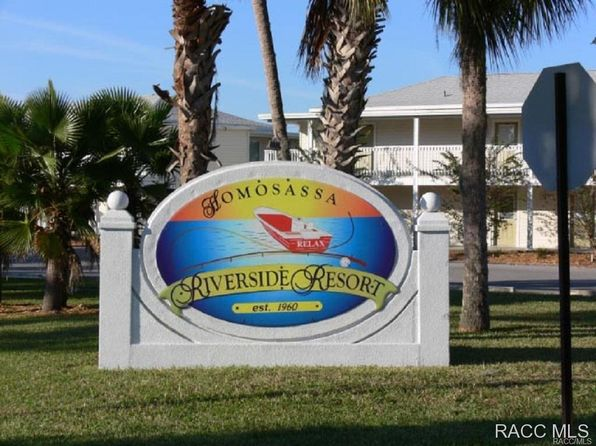 1 bed 1 bath Condo at 424 S Cherokee Way Homosassa, FL, 34448 is for sale at 85k - 1 of 8