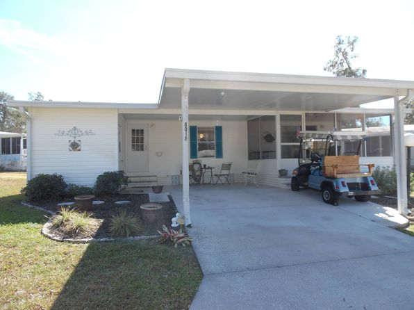 1 bed 1 bath Mobile / Manufactured at 8018 E Riverbirch Pl Inverness, FL, 34450 is for sale at 28k - 1 of 20