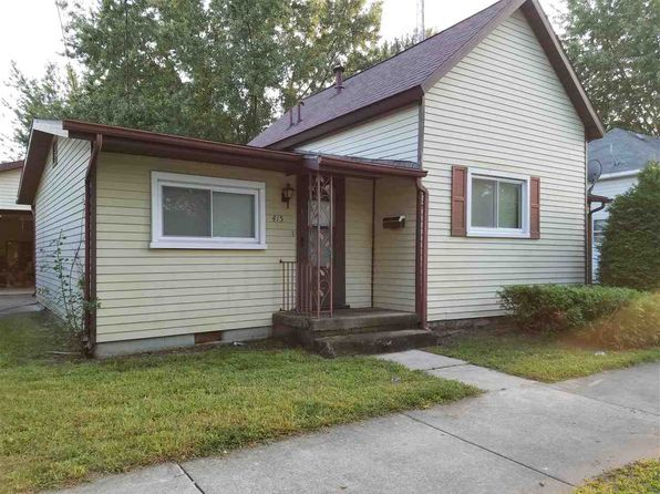 3 bed 2 bath Single Family at 415 W Grant St Greentown, IN, 46936 is for sale at 58k - 1 of 22