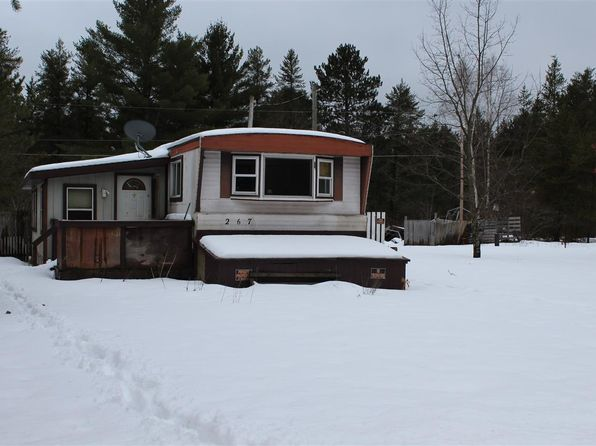 3 bed 1 bath Mobile / Manufactured at 267 S Bertrand Gwinn, MI, 49841 is for sale at 25k - 1 of 17