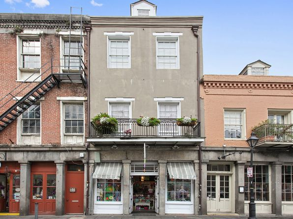 1 bed 1 bath Townhouse at 333 Chartres St New Orleans, LA, 70130 is for sale at 419k - 1 of 13