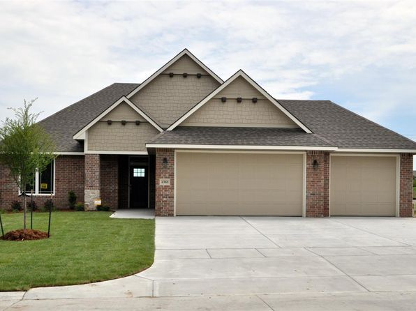3 bed 3 bath Single Family at 6305 E Central Park Ct Bel Aire, KS, 67220 is for sale at 323k - 1 of 31