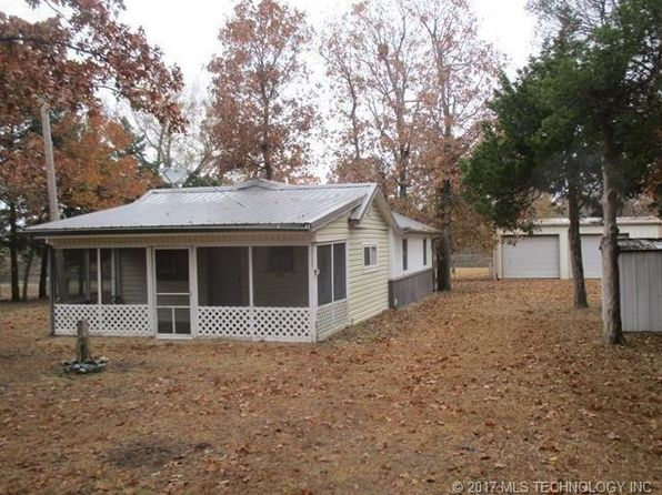 2 bed 1 bath Single Family at 127 E Babock St Eufaula, OK, 74432 is for sale at 32k - 1 of 14