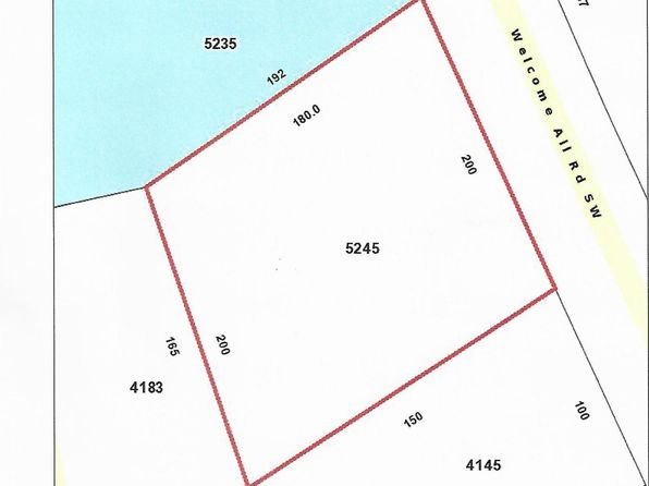 null bed null bath Vacant Land at 5245 Welcome All Rd SW Atlanta, GA, 30349 is for sale at 160k - google static map