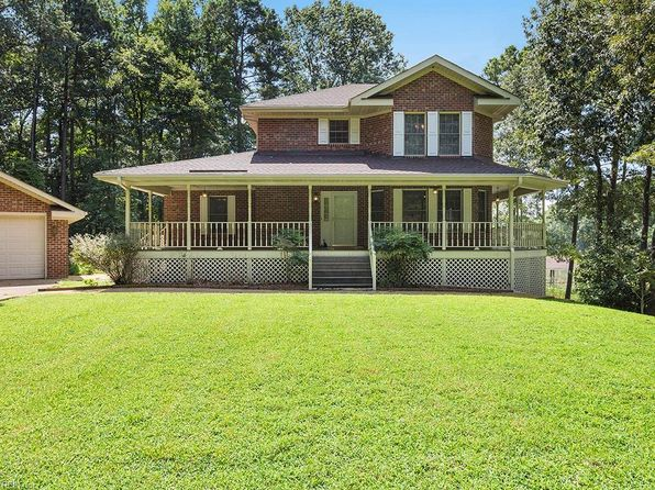 3 bed 4 bath Single Family at 42 Faye Dr Smithfield, VA, 23430 is for sale at 435k - 1 of 32