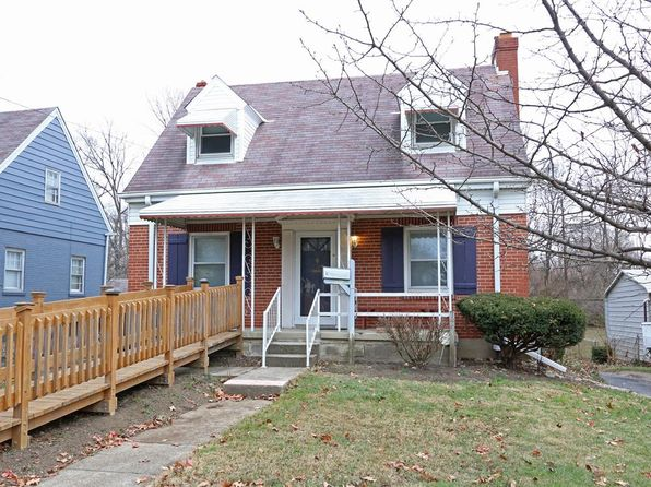 3 bed 3 bath Single Family at 8346 Burns Ave Cincinnati, OH, 45216 is for sale at 115k - 1 of 17