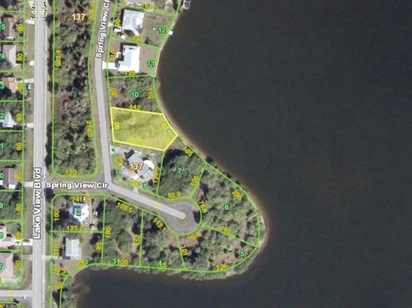 null bed null bath Vacant Land at 265 Springview Cir NW Pt Charlotte, FL, 33948 is for sale at 140k - 1 of 4