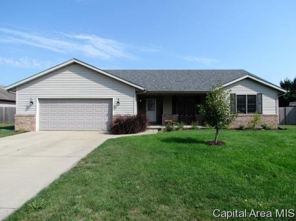 3 bed 2 bath Single Family at 104 Heritage Pt New Berlin, IL, 62670 is for sale at 175k - 1 of 30