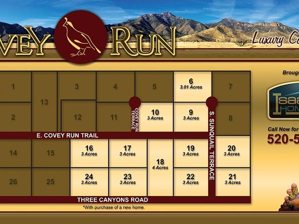null bed null bath Vacant Land at  Tbd E Covey Run Trl Hereford, AZ, 85615 is for sale at 39k - 1 of 3