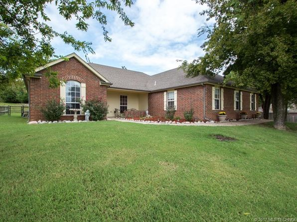 4 bed 2 bath Single Family at 8811 E 105th St N Owasso, OK, 74055 is for sale at 210k - 1 of 26