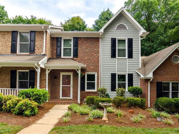 2 bed 3 bath Townhouse at 24 Brandy Ct Greensboro, NC, 27409 is for sale at 119k - 1 of 16