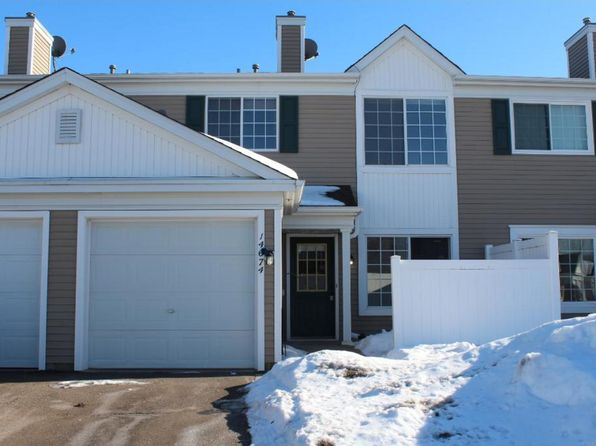 2 bed 2 bath Townhouse at 14674 Evergreen Trl Apple Valley, MN, 55124 is for sale at 150k - 1 of 15
