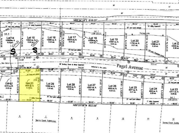 null bed null bath Vacant Land at 397 Pagel Ave Brillion, WI, 54110 is for sale at 28k - google static map