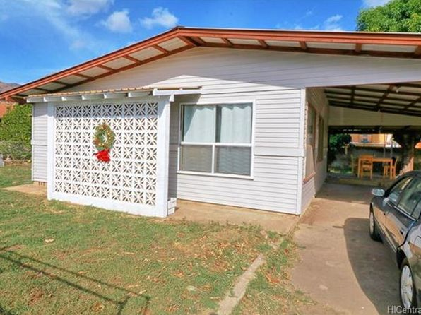 3 bed 2 bath Single Family at 85-922 Mill St Waianae, HI, 96792 is for sale at 400k - 1 of 18