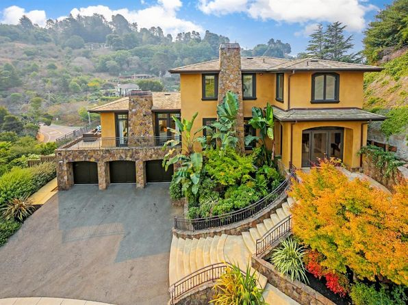 6 bed 5 bath Single Family at 7 Hillcrest Rd Tiburon, CA, 94920 is for sale at 3.70m - 1 of 46