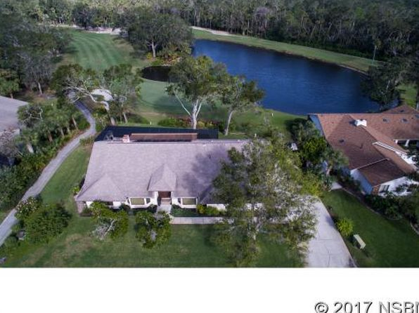 3 bed 3 bath Single Family at 202 Prestwick Dr New Smyrna Beach, FL, 32168 is for sale at 595k - 1 of 36