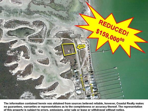 null bed null bath Vacant Land at 800 N Bayshore Dr Port Mansfield, TX, 78598 is for sale at 159k - google static map