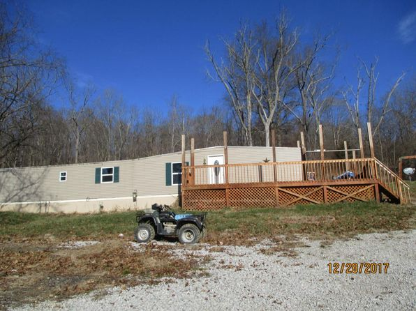 2 bed 1 bath Mobile / Manufactured at 25 Spencer Rd Warsaw, KY, 41095 is for sale at 44k - 1 of 14