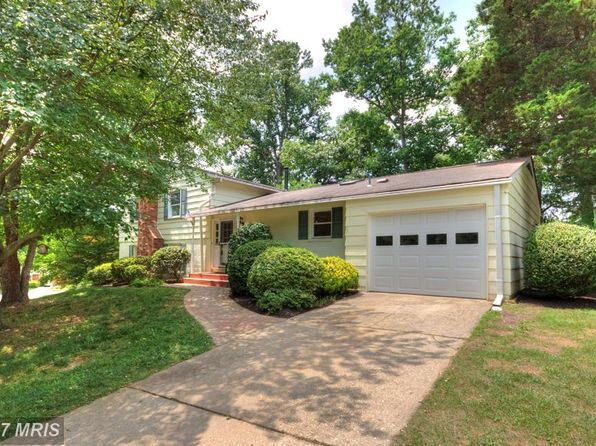 4 bed 3 bath Single Family at 7008 Gillings Rd Springfield, VA, 22152 is for sale at 500k - 1 of 27