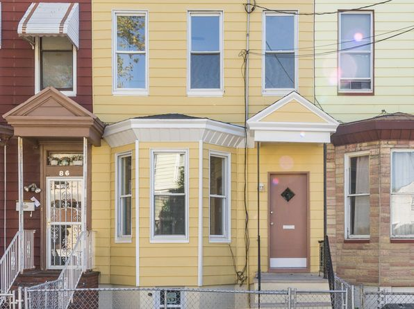 2 bed 2 bath Single Family at 84 Clerk St Jersey City, NJ, 07305 is for sale at 295k - 1 of 28