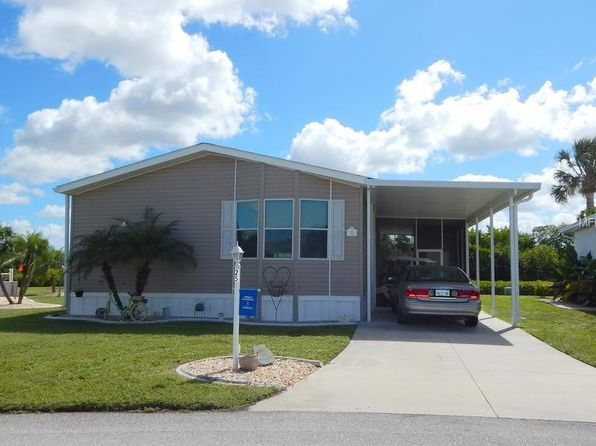 2 bed 2 bath Mobile / Manufactured at 25 Hague Rd Punta Gorda, FL, 33950 is for sale at 260k - 1 of 25