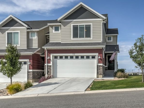 3 bed 2 bath Townhouse at 712 W Broad Stripes Dr Bluffdale, UT, 84065 is for sale at 277k - 1 of 25