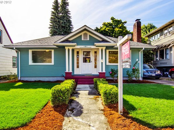3 bed 2 bath Single Family at 1601 SE 60th Ave Portland, OR, 97215 is for sale at 430k - 1 of 28