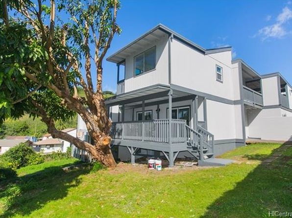 3 bed 2 bath Single Family at 1814 Lanikeha Pl Pearl City, HI, 96782 is for sale at 599k - 1 of 15