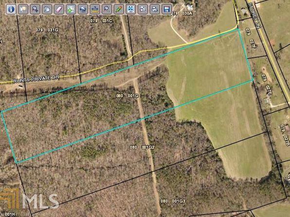 null bed null bath Single Family at 0 N Storey Lane Rd Tract Jefferson, GA, 30549 is for sale at 502k - google static map