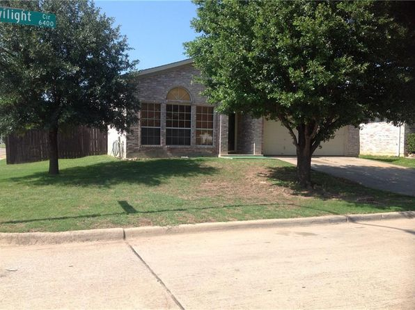 3 bed 2 bath Single Family at 6444 Twilight Cir Fort Worth, TX, 76179 is for sale at 184k - 1 of 30