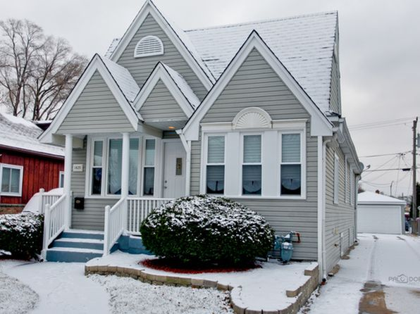4 bed 2 bath Single Family at 1625 N 15th Ave Melrose Park, IL, 60160 is for sale at 260k - google static map