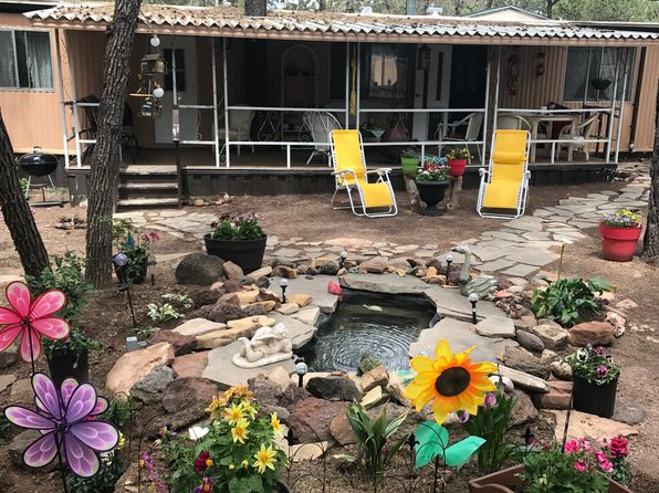 2 bed 1.5 bath Mobile / Manufactured at 3695 Rainbow Lake Dr Lakeside, AZ, 85929 is for sale at 95k - 1 of 14