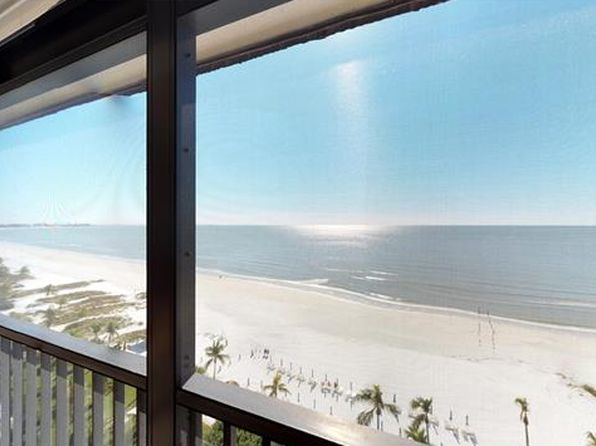 2 bed 2 bath Condo at 2800 Estero Blvd Fort Myers Beach, FL, 33931 is for sale at 995k - 1 of 25