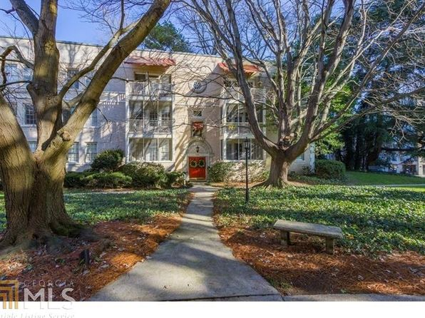 2 bed 1 bath Condo at 2230 Peachtree Rd NW Atlanta, GA, 30309 is for sale at 212k - 1 of 26