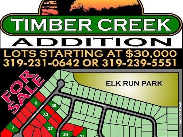 null bed null bath Vacant Land at  Timberline Dr Evansdale, IA, 50707 is for sale at 26k - 1 of 2