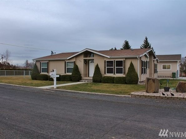 3 bed 2 bath Single Family at 425 Caldwell St Hartline, WA, 99135 is for sale at 190k - 1 of 12