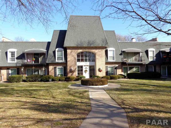 2 bed 2 bath Condo at 125 E Glen Ave Peoria, IL, 61614 is for sale at 115k - 1 of 21