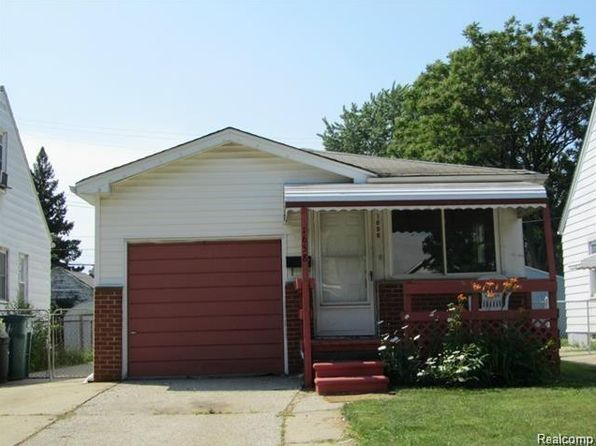 3 bed 1 bath Single Family at 1658 Washington Ave Lincoln Park, MI, 48146 is for sale at 50k - 1 of 12