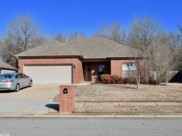 3 bed 2 bath Single Family at 19 Brentwood Dr Vilonia, AR, 72173 is for sale at 154k - 1 of 28
