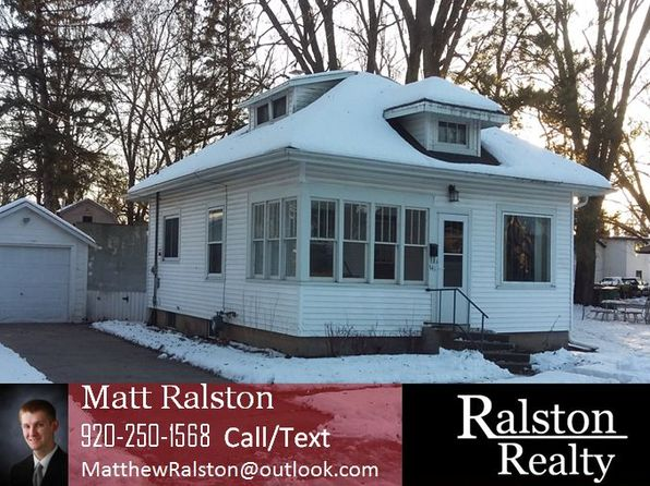 2 bed 1 bath Single Family at 341 Wisconsin St Waupaca, WI, 54981 is for sale at 65k - 1 of 41
