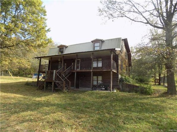 5 bed 3 bath Single Family at 314 County Road 39a Ironton, MO, 63650 is for sale at 148k - 1 of 10