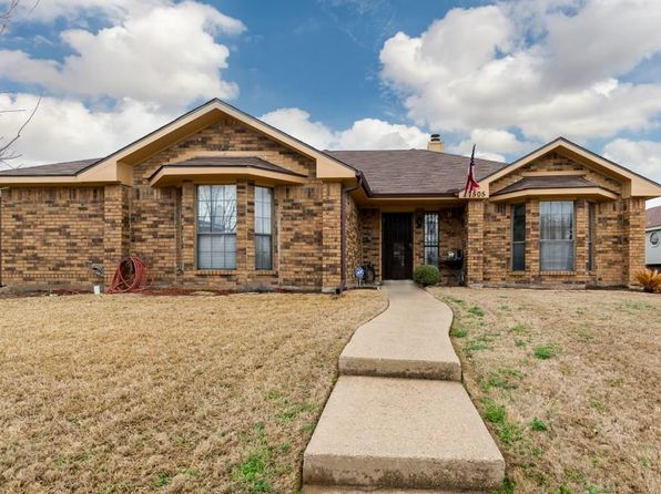 4 bed 2 bath Single Family at 7505 ABERDEEN DR ROWLETT, TX, 75089 is for sale at 235k - 1 of 34