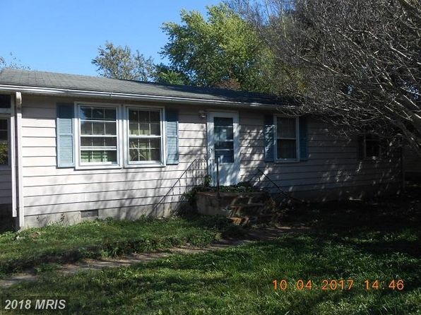 2 bed 1 bath Single Family at 314 Penn St Hurlock, MD, 21643 is for sale at 46k - google static map