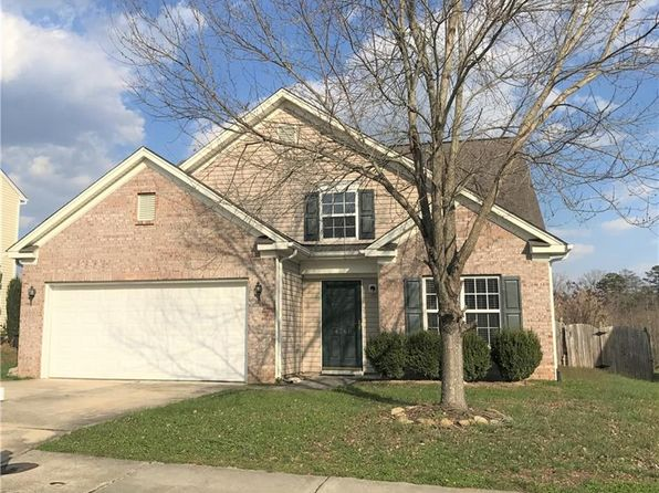 3 bed 3 bath Single Family at 4261 Paula Dr Winston Salem, NC, 27127 is for sale at 150k - google static map