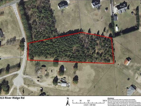 null bed null bath Vacant Land at 913 RIVER RIDGE RD Zebulon, NC, 27597 is for sale at 69k - google static map